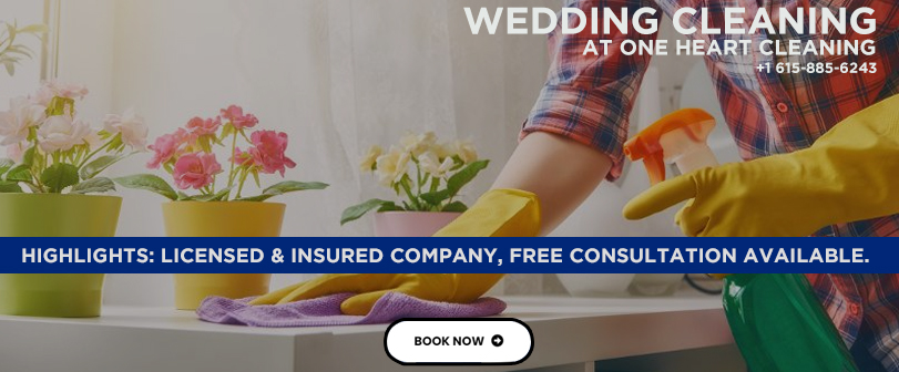 Wedding Cleaning Services Near Me